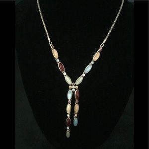 LAUREN CONRAD Multi Color Necklace